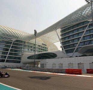 Formel 1 Abu Dhabi GP