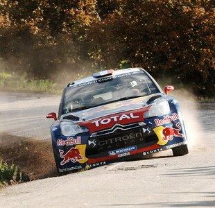 WRC-Saison 2012