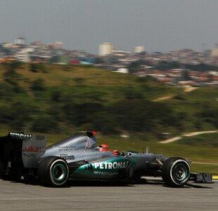 Formel 1 Brasilien GP, Sao Paulo