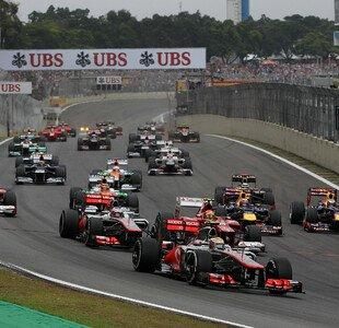 Renn-Analyse Formel 1