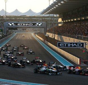 Formel-1-Saison 2014