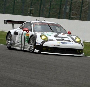 Porsche, GT