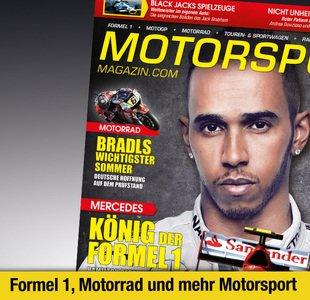 Motorsport-Magazin.com Printausgabe
