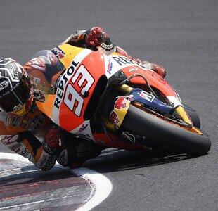 Testfahrten MotoGP