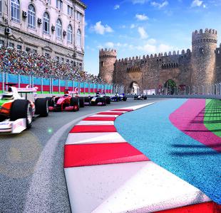 Formel 1 Aserbaidschan GP