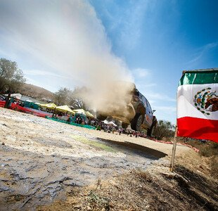 WRC Rallye Mexiko