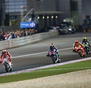MotoGP Katar GP, Losail