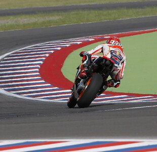 MotoGP Argentinien GP, Termas de Rio Hondo