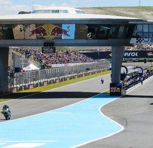 MotoGP Spanien GP, Jerez