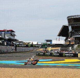 MotoGP Frankreich GP, Le Mans