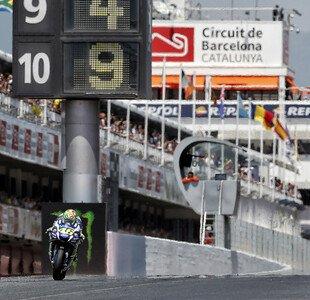 MotoGP Katalonien GP, Barcelona
