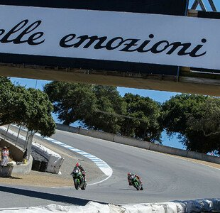 Superbike USA, Laguna Seca