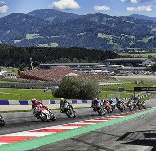 MotoGP Österreich GP, Red Bull Ring