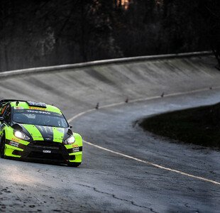 WRC Rallye Monza