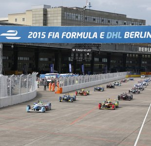 Formel E Berlin ePrix, Deutschland