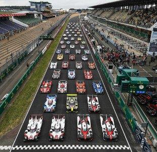 Le Mans, 24 Stunden