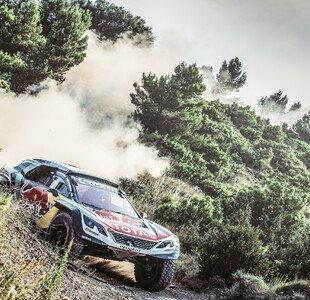 Dakar-Rallye