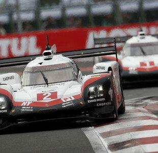 Porsche, LMP1