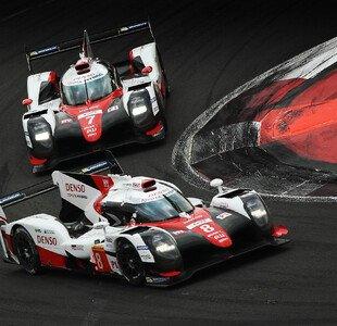 Toyota, LMP1