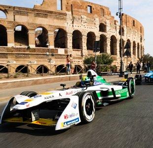 Formel E Rom ePrix, Italien