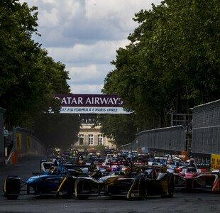 Formel E Paris ePrix, Frankreich