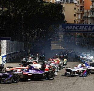 Formel E Monaco ePrix, Monte Carlo