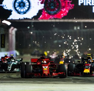 Formel-1-Saison 2018