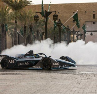 Formel E, Saudi-Arabien