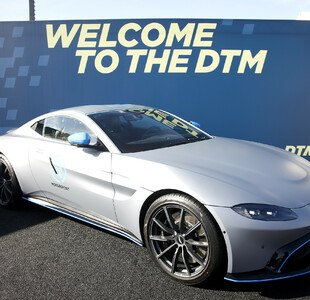 Aston Martin, DTM