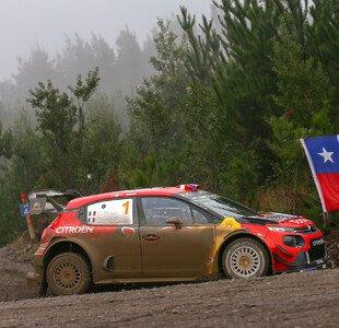 WRC Rallye Chile