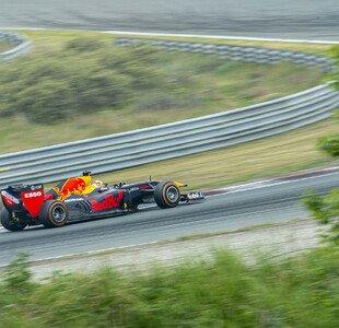 Formel 1 Holland GP, Zandvoort