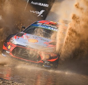 WRC Rallye Italien-Sardinien