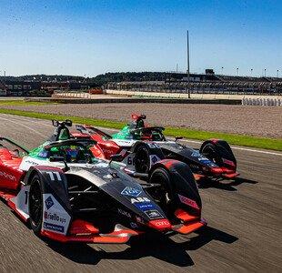 Audi Sport ABT Schaeffler, Formel E