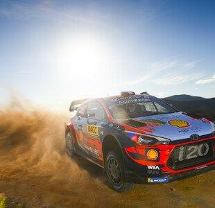 WRC Rallye Spanien-Katalonien
