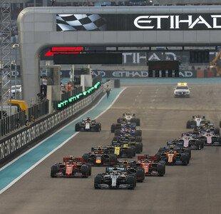 Formel-1-Saison 2020