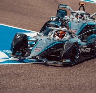 Mercedes, Formel E