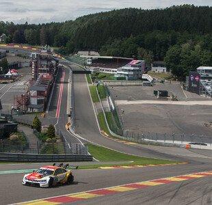 DTM Spa-Francorchamps, Belgien