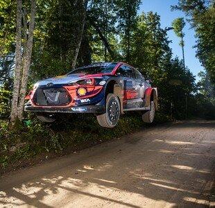 WRC Rallye Estland