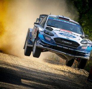 WRC Rallye Türkei