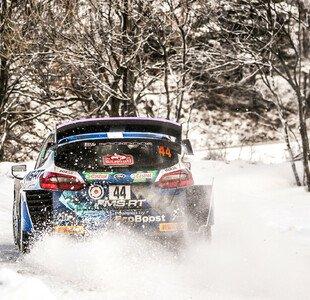Ford, WRC
