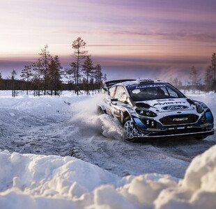 WRC Arctic-Rallye Finnland