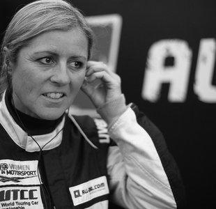 Sabine Schmitz, verstorbene Rennfahrerin