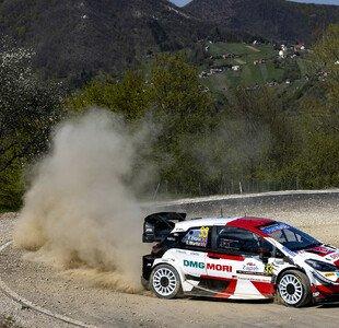 WRC Rallye Kroatien