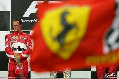Michael Schumacher 0023120