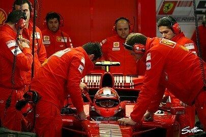 Michael Schumacher 0128396