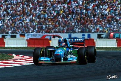 Michael Schumacher 0032559