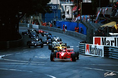 Michael Schumacher 0031060