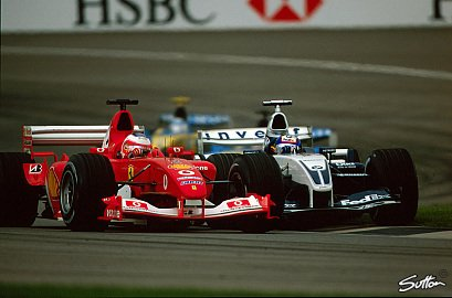 Michael Schumacher 0027810