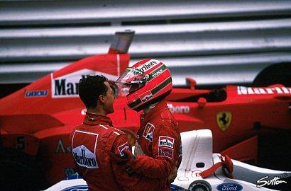 Michael Schumacher 0031057