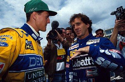 Michael Schumacher 0033912